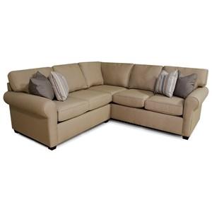 England U2630 Sectional Sofa