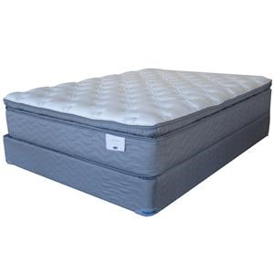 Englander Caroline Summit Plush Queen Mattress & Foundation