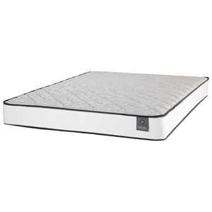 "Twin 9"" Plush Mattress"