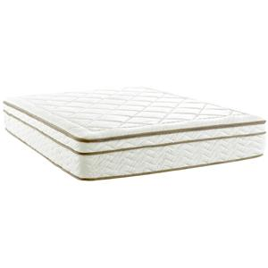 "Enso Sleep Systems The Natural King 12"" Memory Foam Mattress"