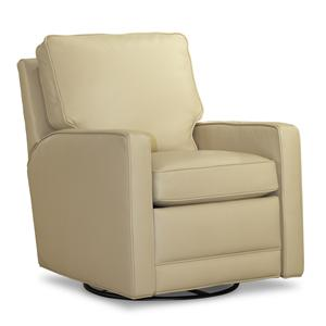 Envision by Bradington Young Laconica Swivel Glider Recliner