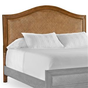 Hooker Furniture Windward King/Cal King Raffia Headboard