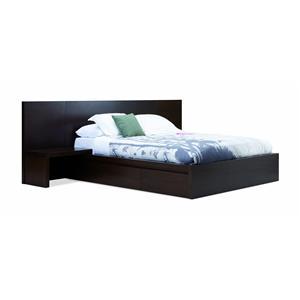 EQ3 Core Full/Double Platform Bed