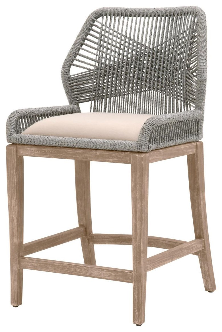 Loom COUNTER STOOL by Sussex Casual at Johnny Janosik