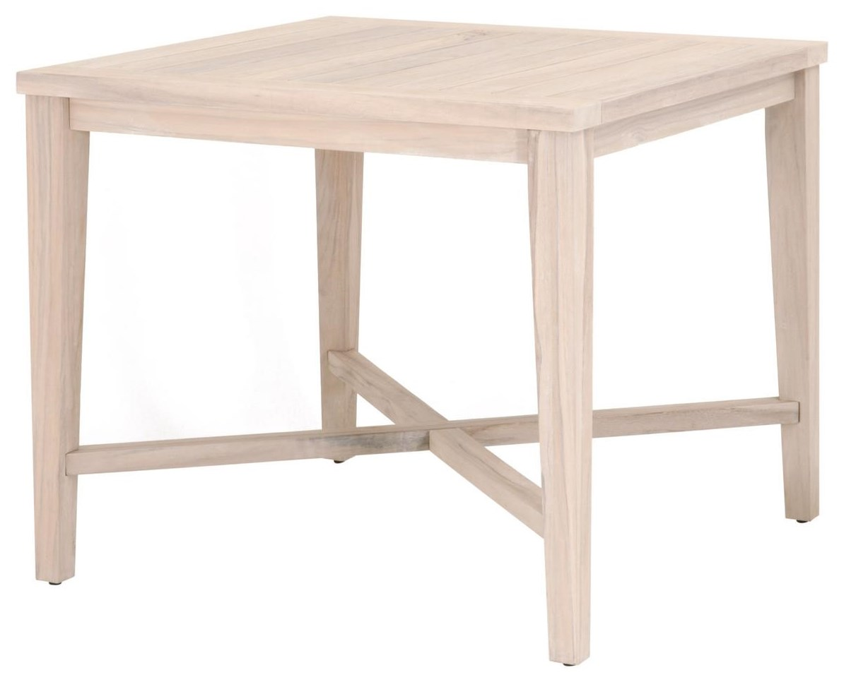 Loom COUNTER TABLE by Sussex Casual at Johnny Janosik