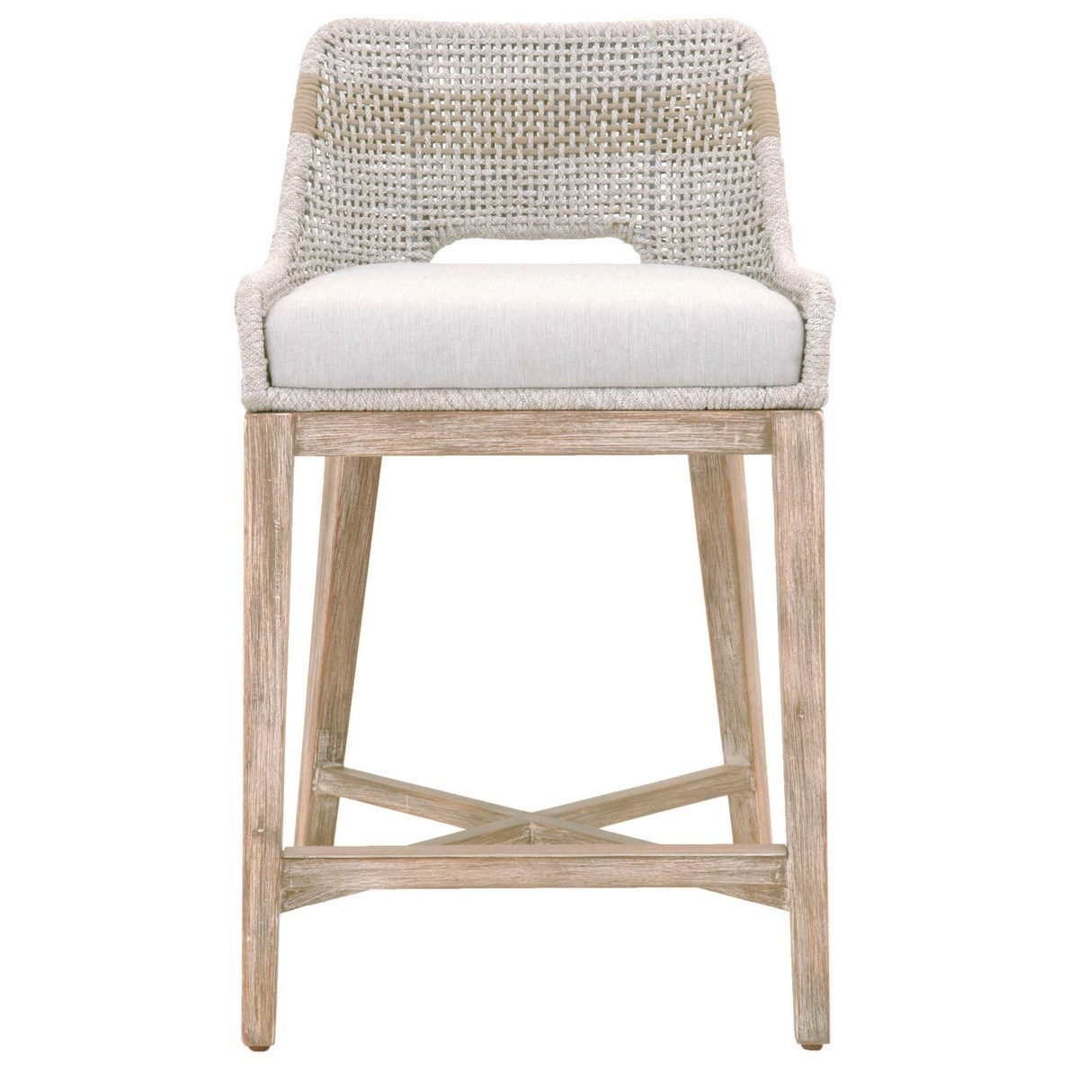 Woven Tapestry Counter Stool by Essentials for Living at Baer's Furniture