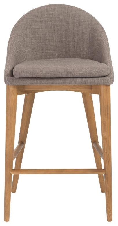 Baruch Counter Stool by Eurø Style at C. S. Wo & Sons Hawaii