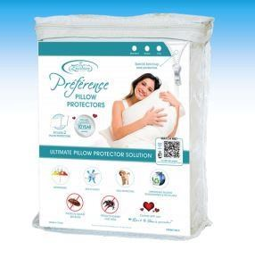 Preference Queen Pillow Protector by Excelsior at SlumberWorld