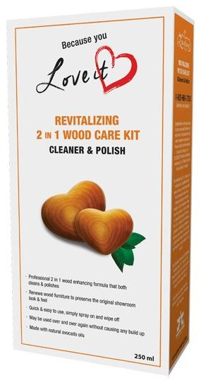 Specialty Items & Care Kits Wood Care Kit by Excelsior at C. S. Wo & Sons California