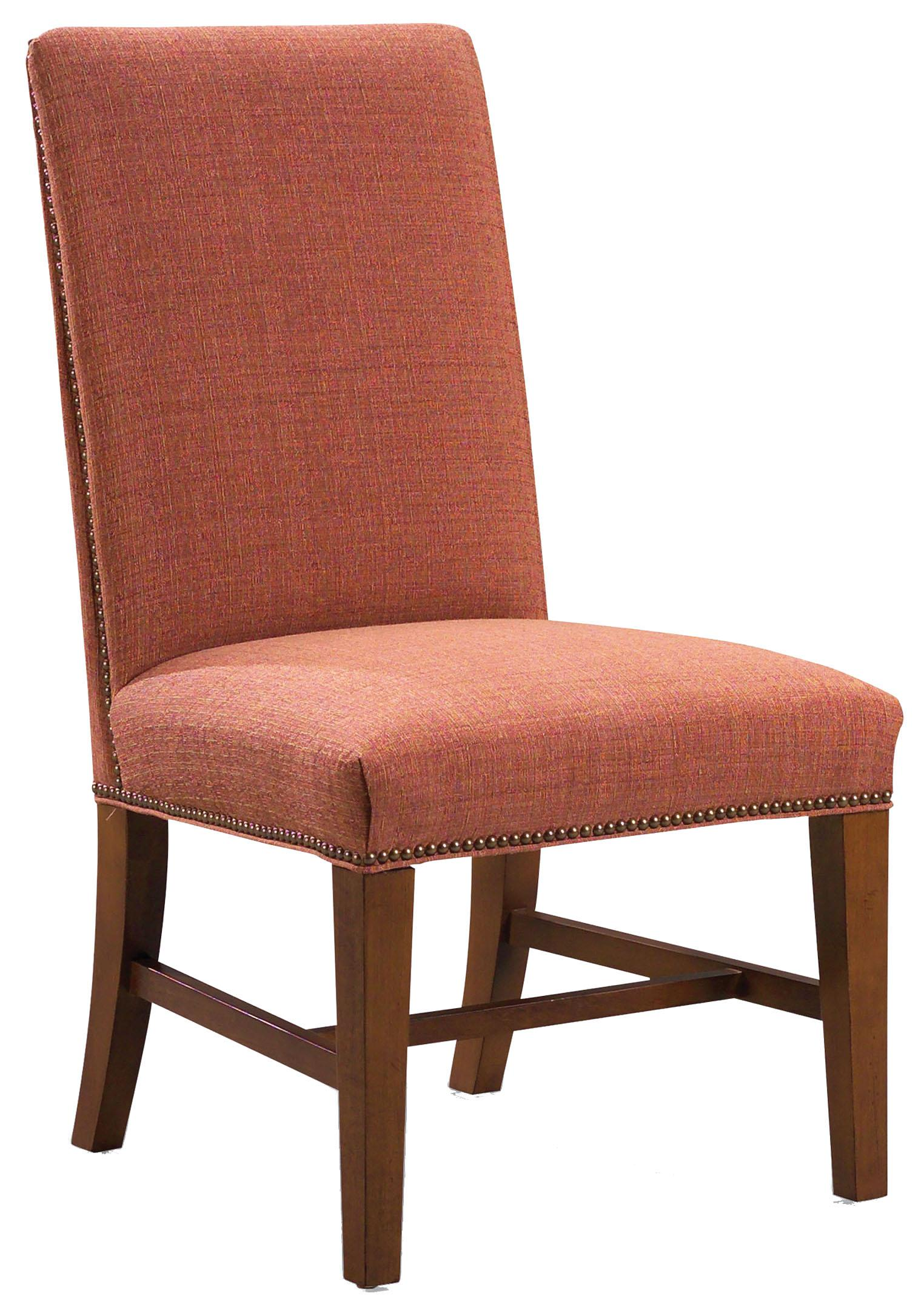 1011  Upholstered Side Chair  by Fairfield at Belfort Furniture