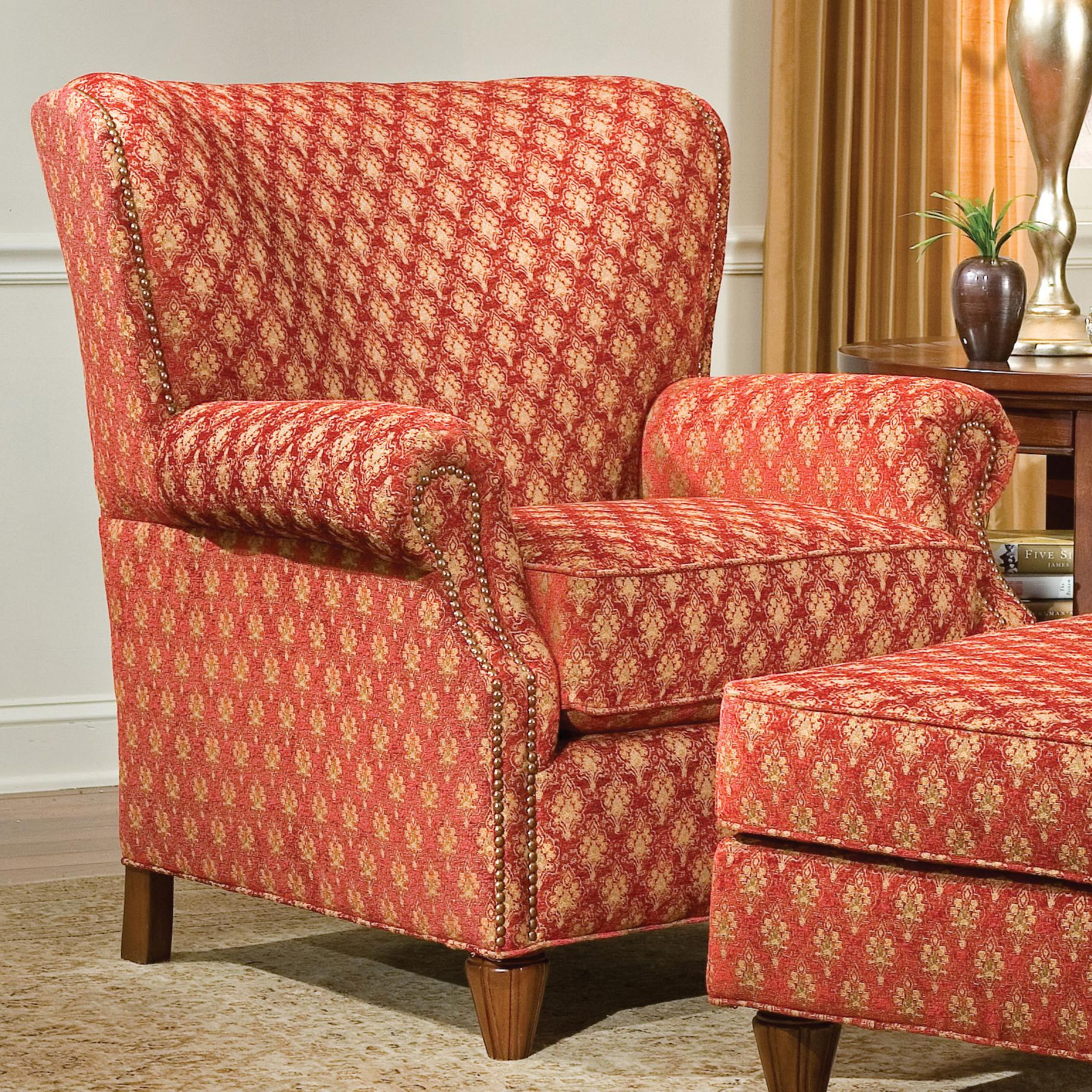 1403 Lounge Chair by Fairfield at Lindy's Furniture Company