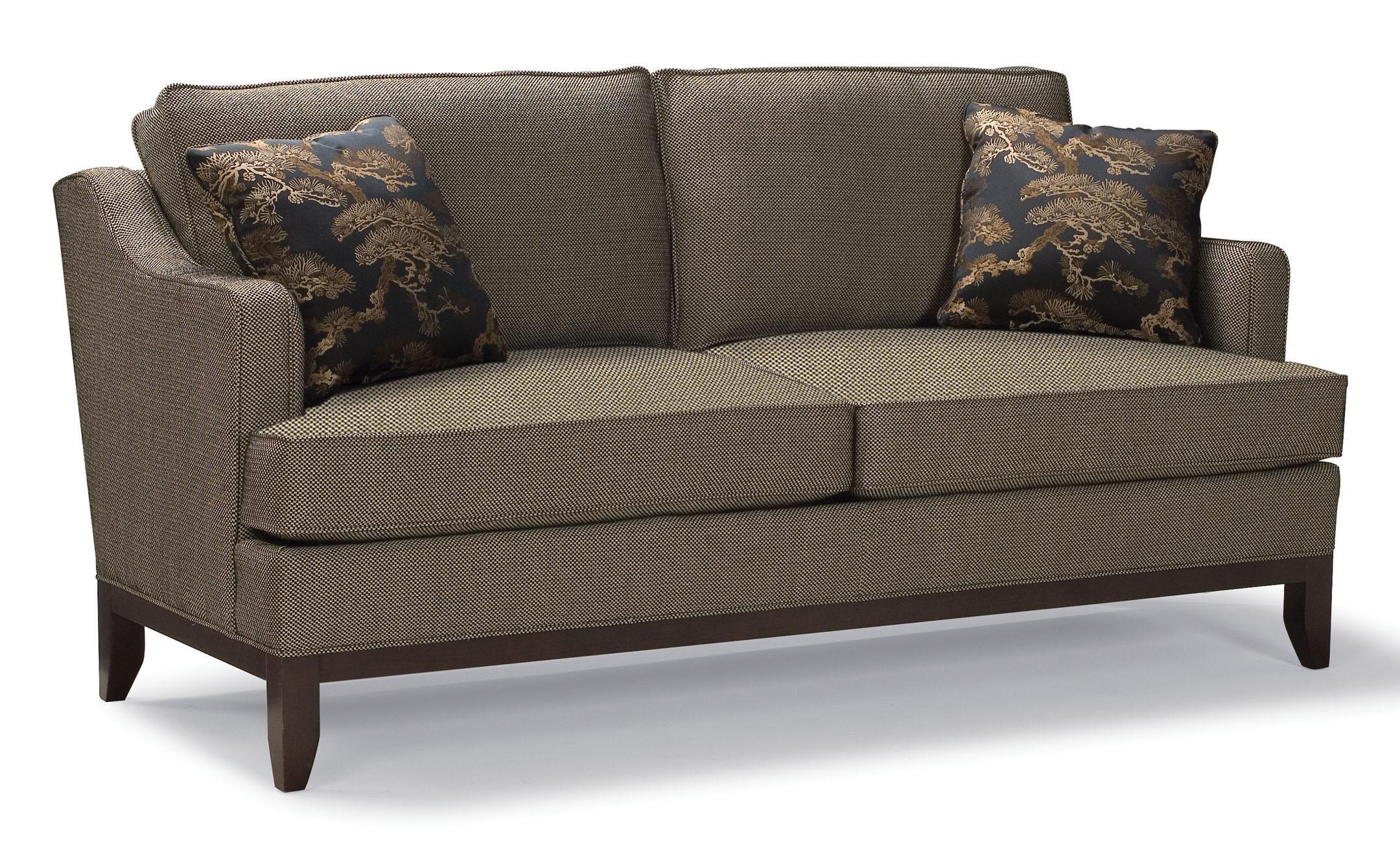 2714 Stationary Sofa by Grove Park at Sprintz Furniture