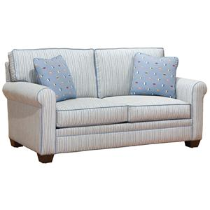 Fairfield 3784 Apartment Size Sofa