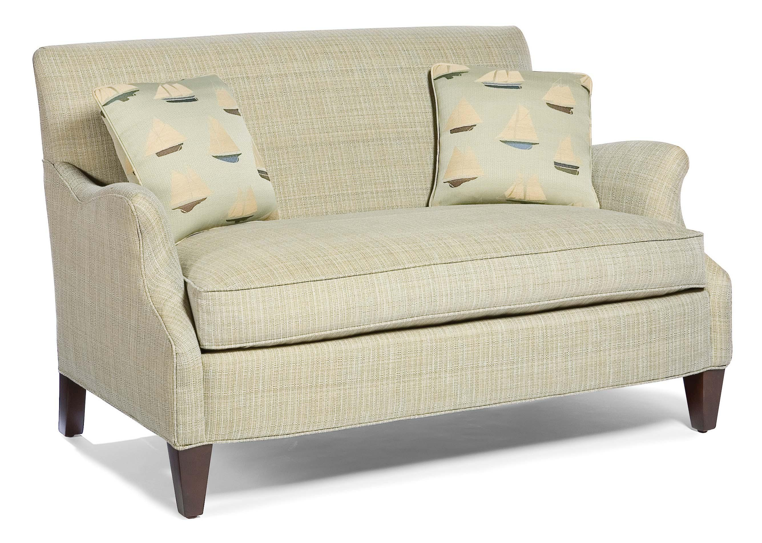 5706 Settee by Fairfield at Miller Home