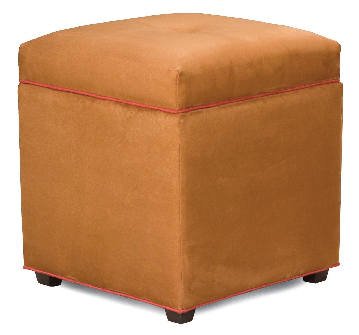 Ottomans Storage Ottoman by Fairfield at Jacksonville Furniture Mart