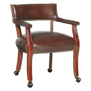 Thayer Occasional Chair with Casters