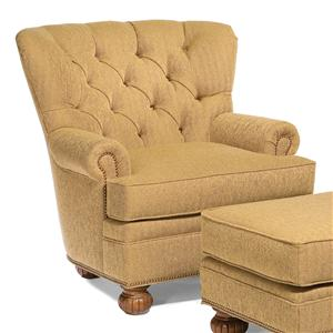 Fairfield Chairs Button Tufted Lounge Chair