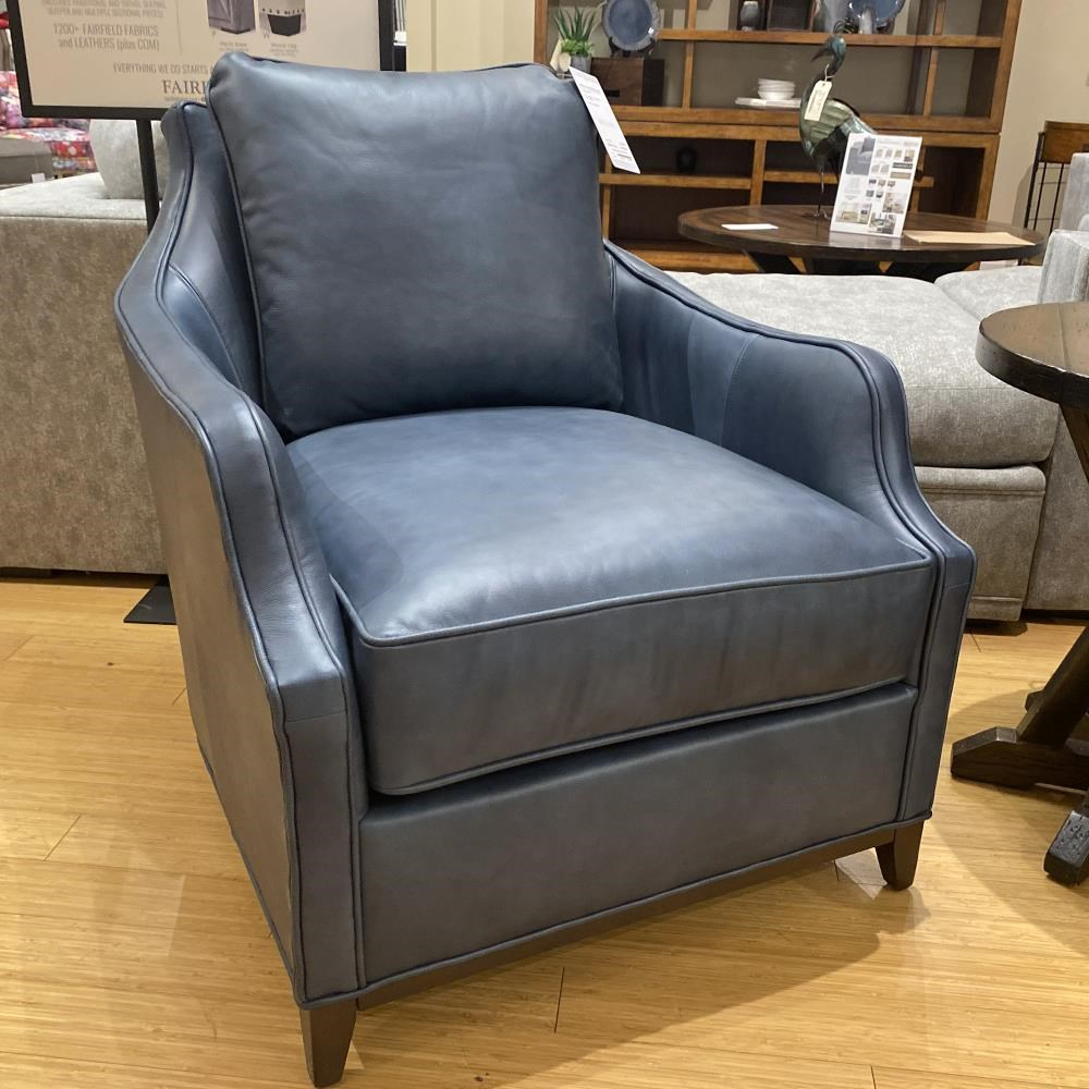 Chairs Keenan Lounge Chair by Fairfield at Belfort Furniture