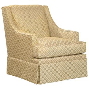 Fairfield Chairs Swivel Rocker