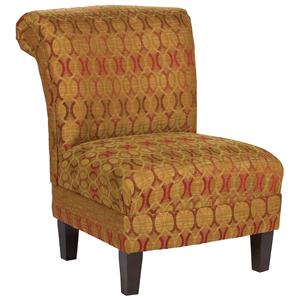 Fairfield Chairs Armless Lounge Chair