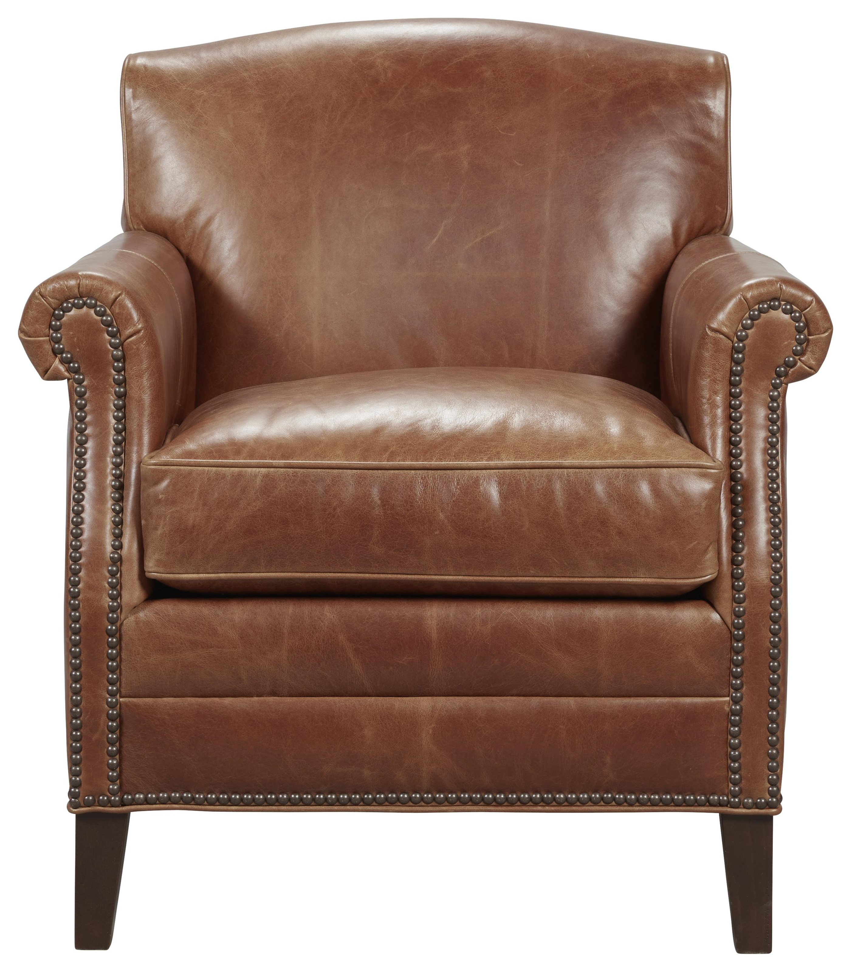 Chairs Dresden Lounge Chair by Fairfield at Belfort Furniture