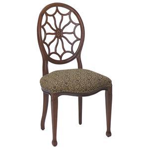 Fairfield Chairs Web Back Side Chair