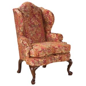 Fairfield Chairs High Back Wing Chair