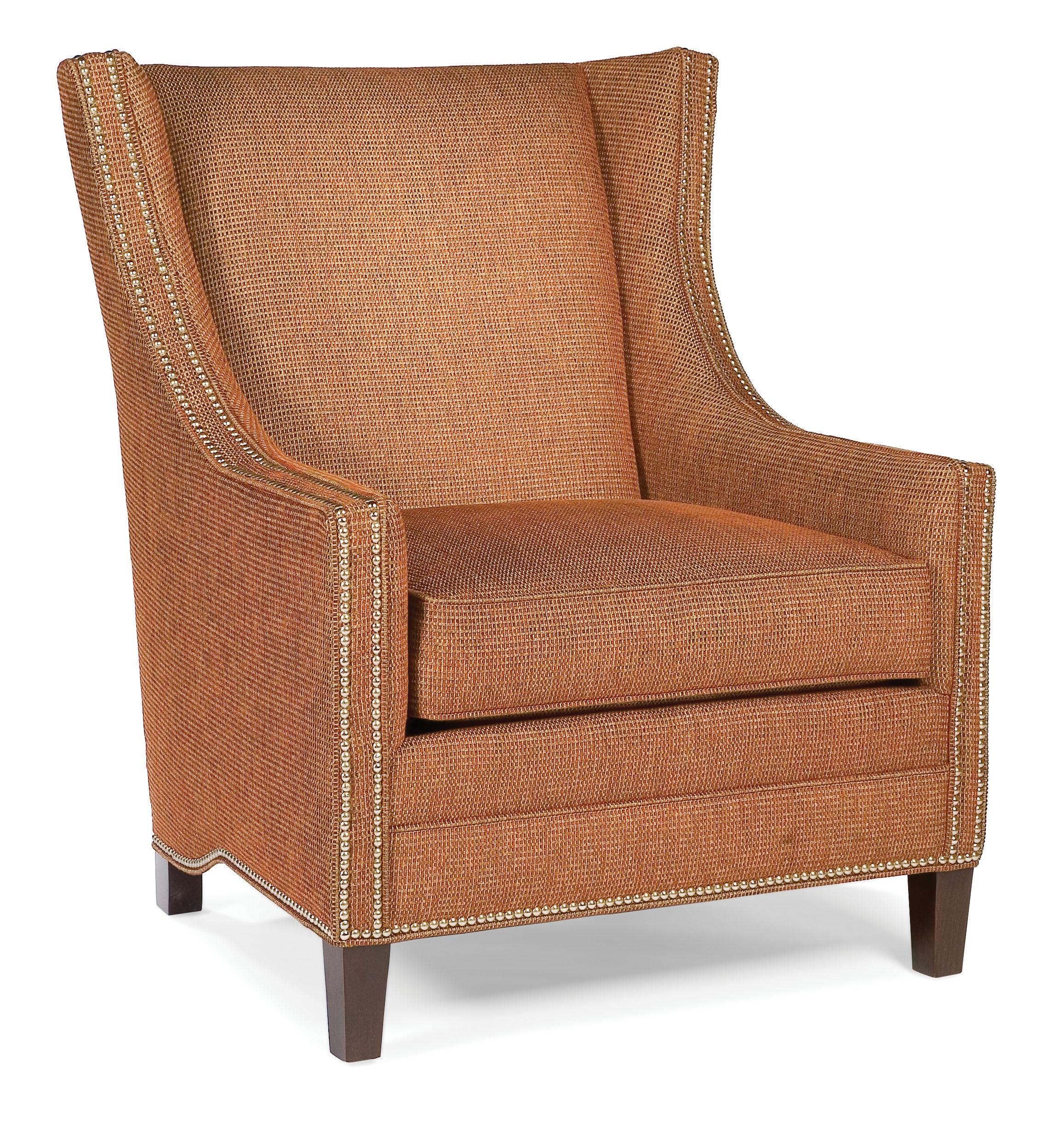Chairs Upholstered Lounge Chair by Fairfield at Story & Lee Furniture
