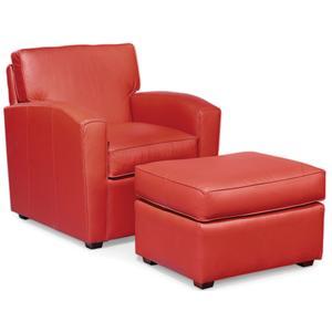Fairfield Chairs Chair & Ottoman