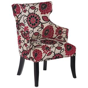 Fairfield Chairs Transitional Wing Chair