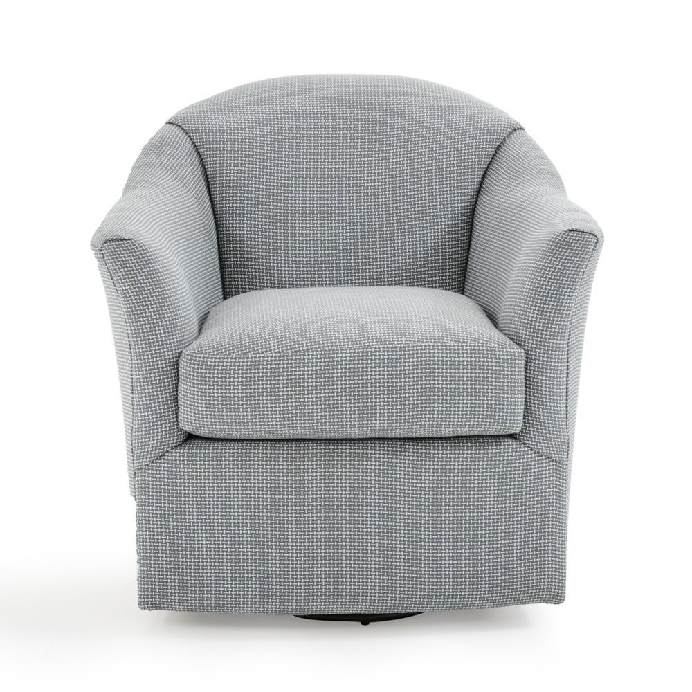 Chairs Swivel Chair by Fairfield at Baer's Furniture