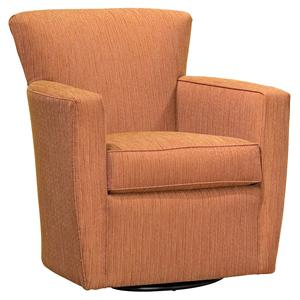 Fairfield Chairs Contemporary Swivel Chair