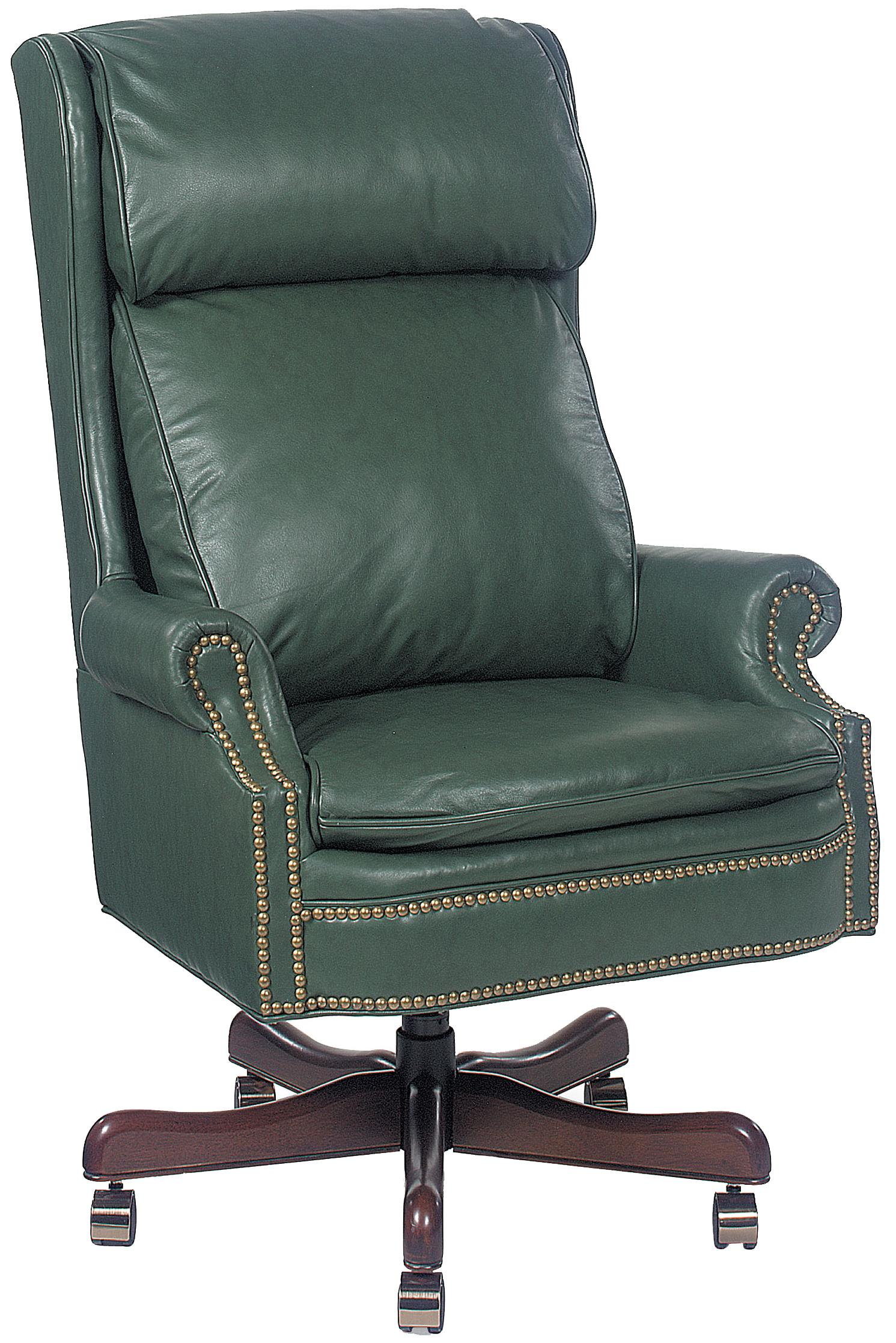 Office Furnishings Executive Swivel by Fairfield at Jacksonville Furniture Mart