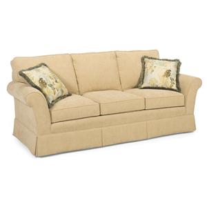 Skirted Accent Sofa