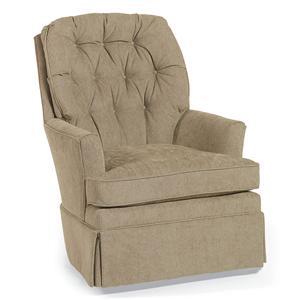 Fairfield Swivel Accent Chairs Swivel Rocker