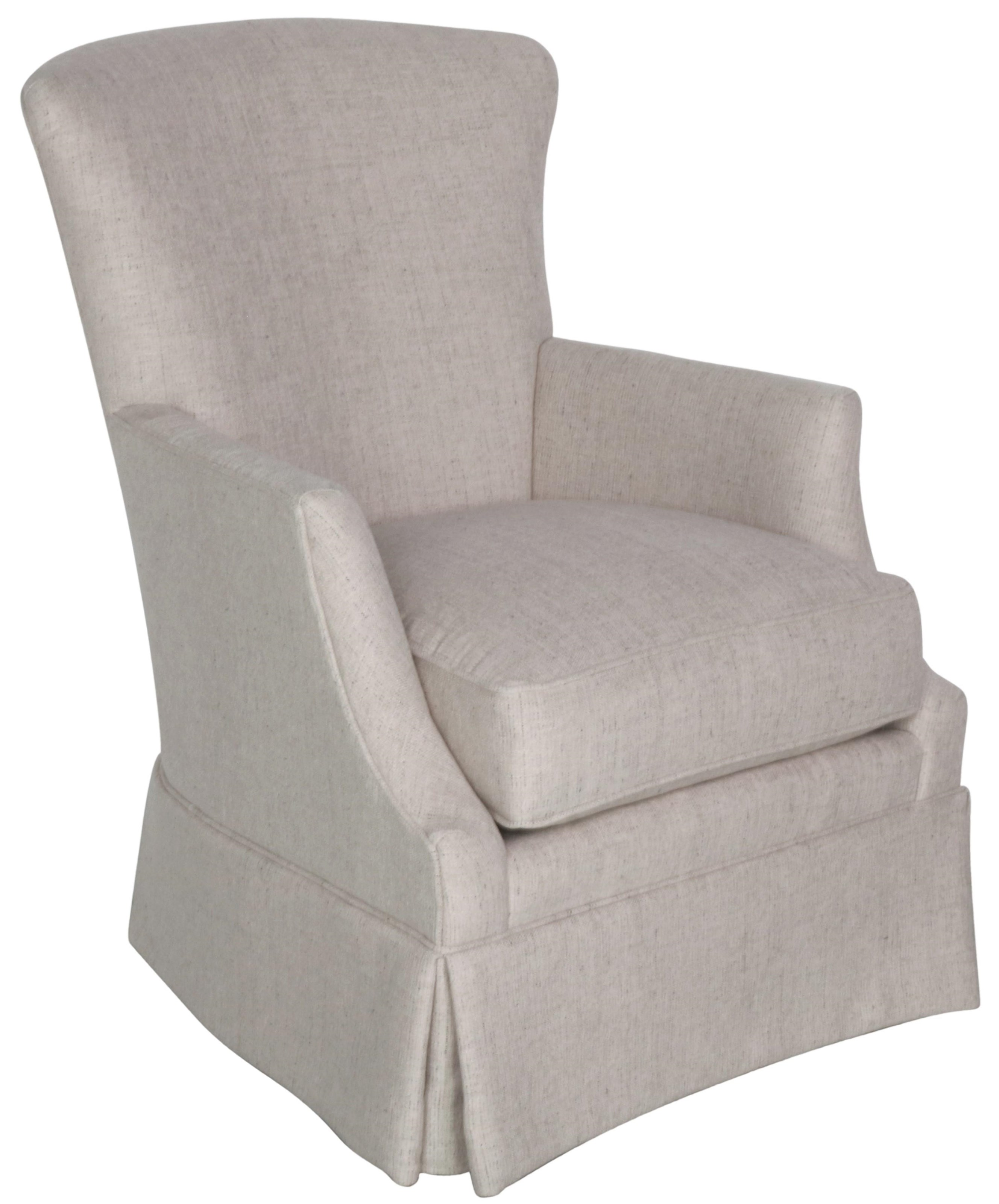 Swivel Accent Chairs Swivel Chair by Grove Park at Sprintz Furniture
