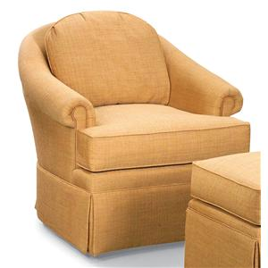 Fairfield Swivel Accent Chairs Swivel Chair