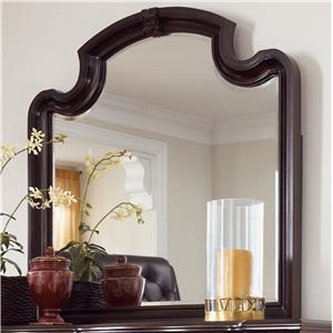 Landscape Mirror w/ Camel Arch