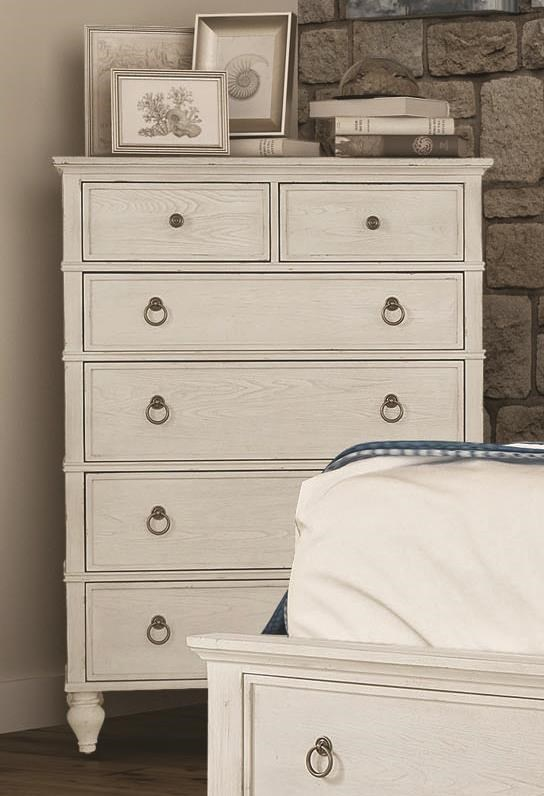 LAKEHOUSE 5 Drawer Chest by FD Home at Darvin Furniture