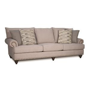 Sofa with Pocketed Coil Seating