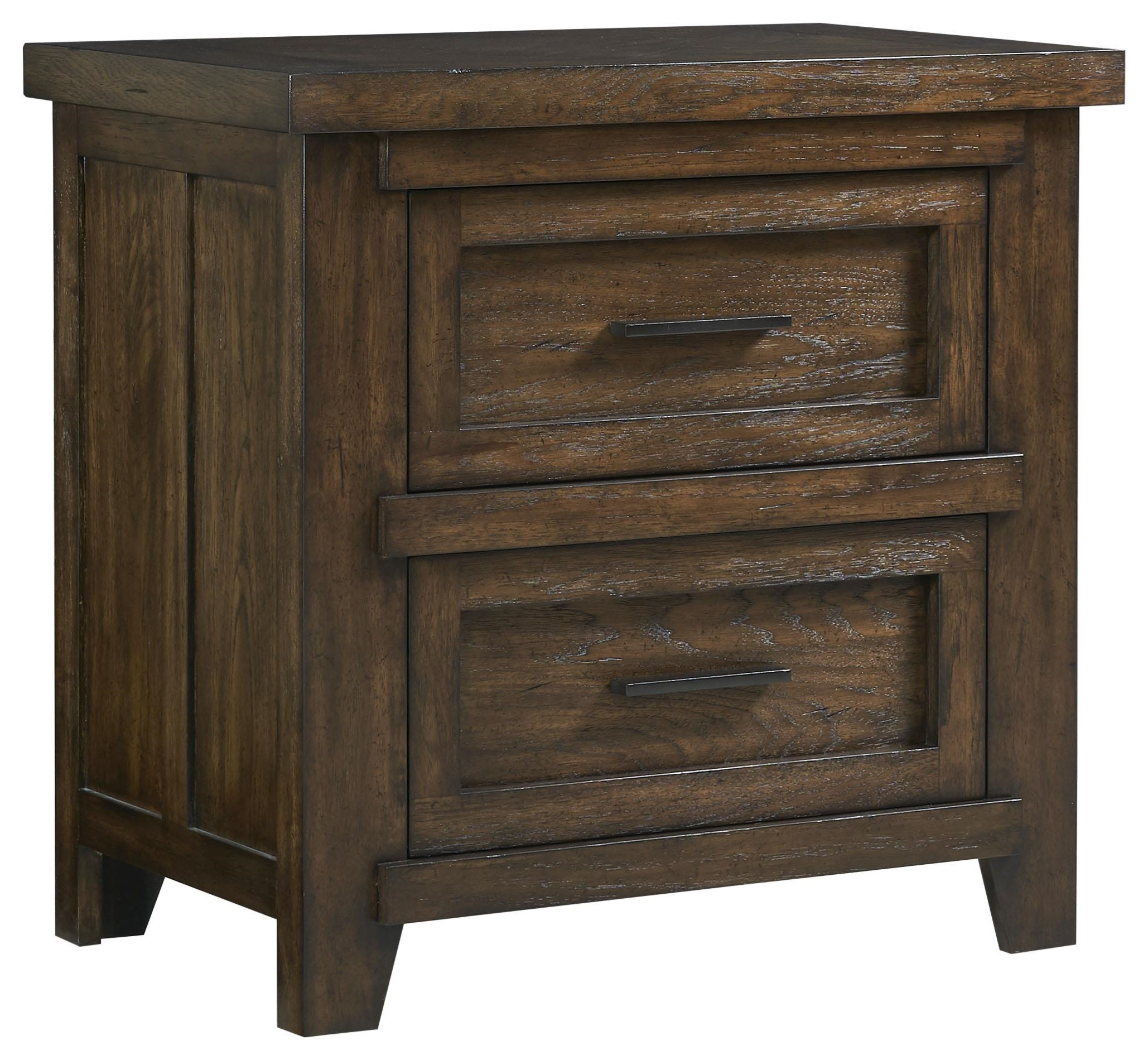 Tally's Corner Nightstand by FD Home at Darvin Furniture