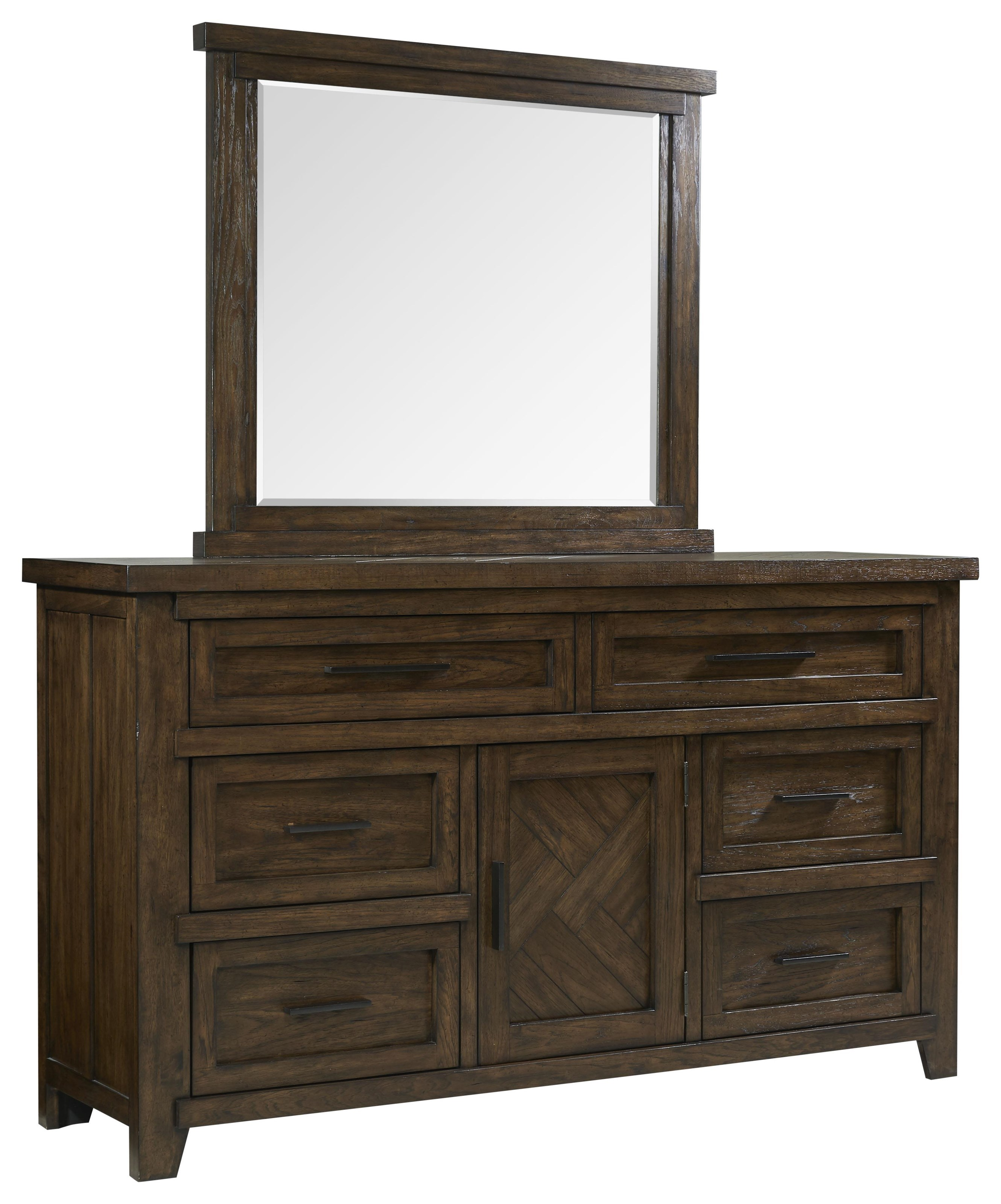 Tally's Crossing Dresser by FD Home at Darvin Furniture