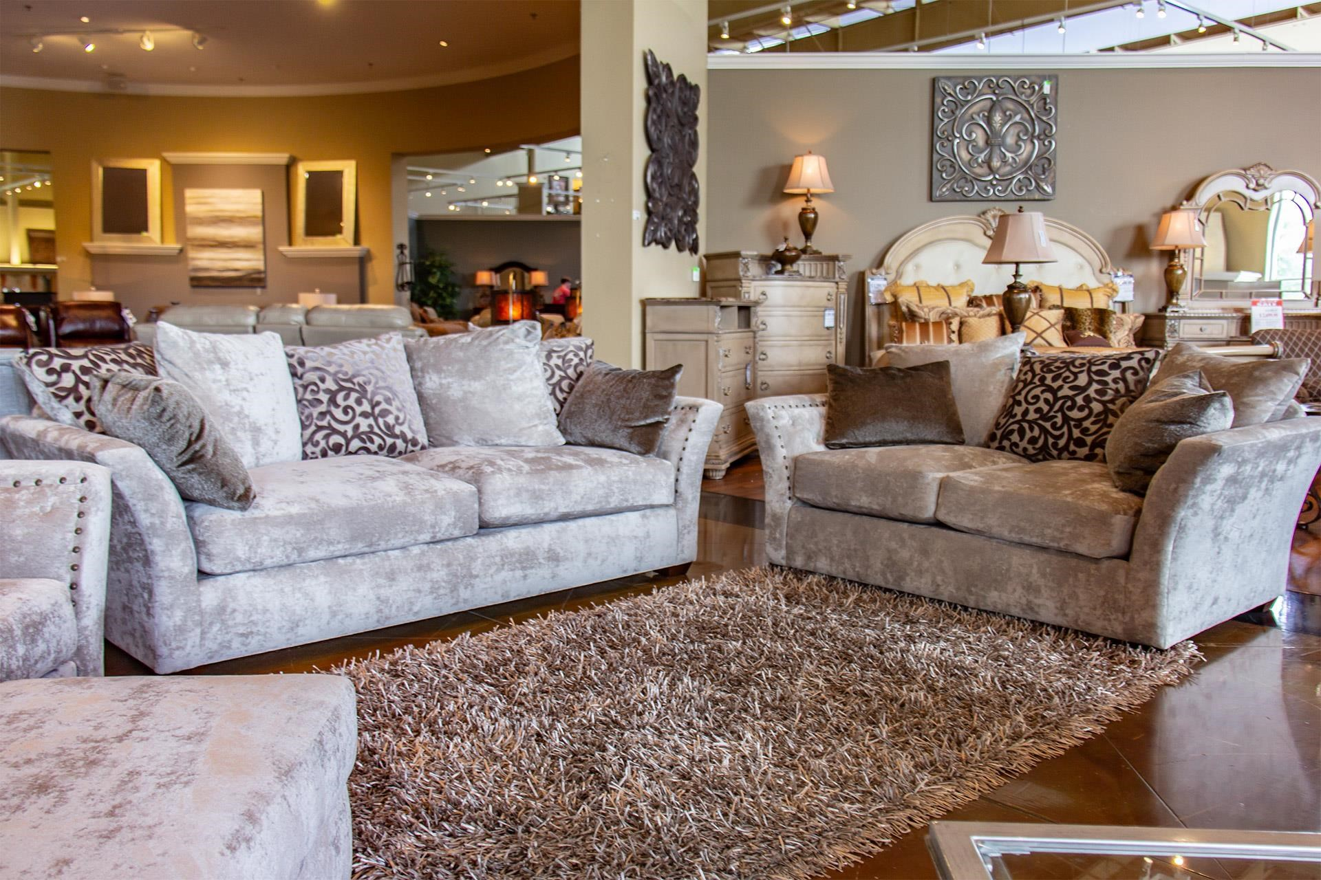 Winslet Sofa & Loveseat