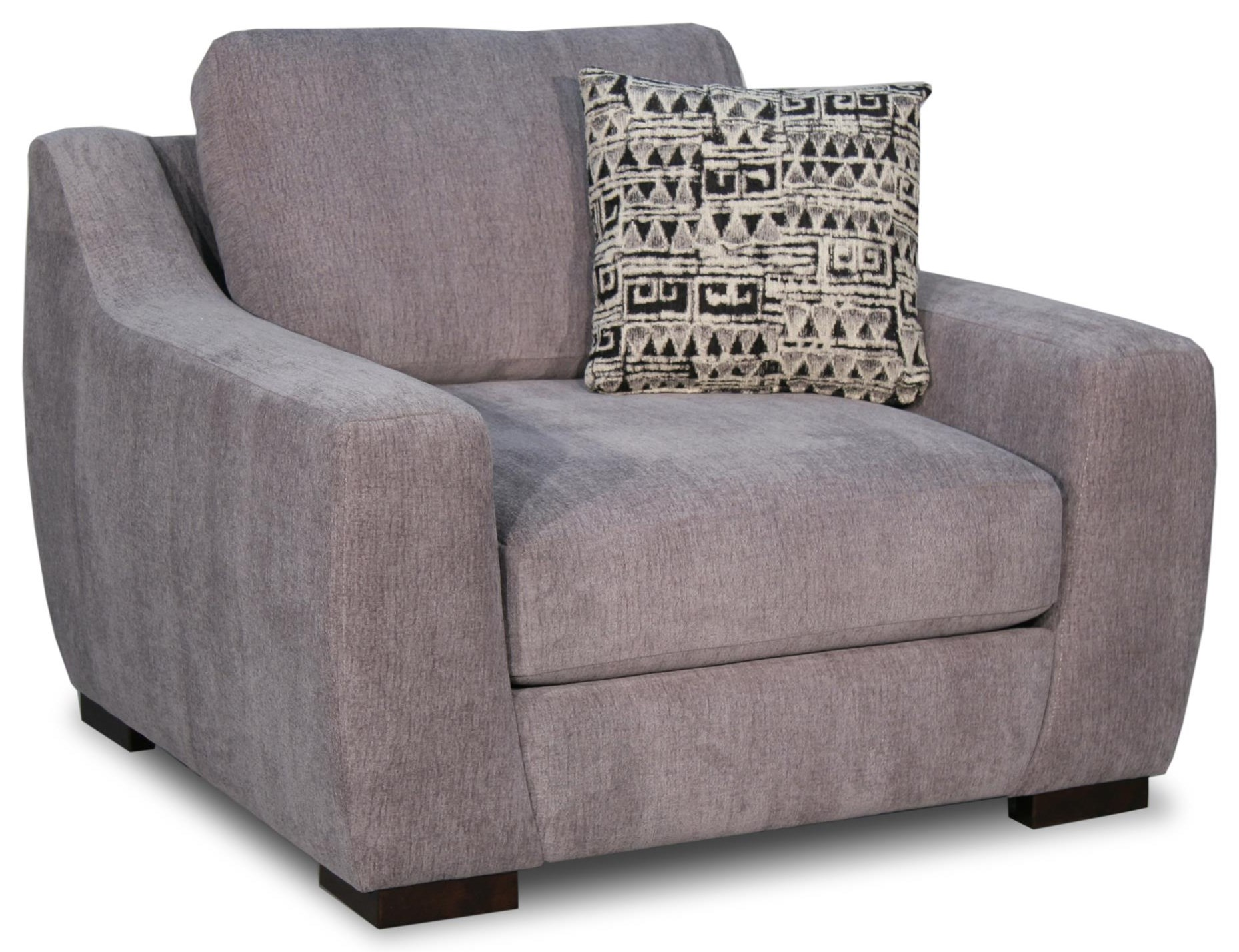 Roman Chair by Fairmont Seating at Darvin Furniture