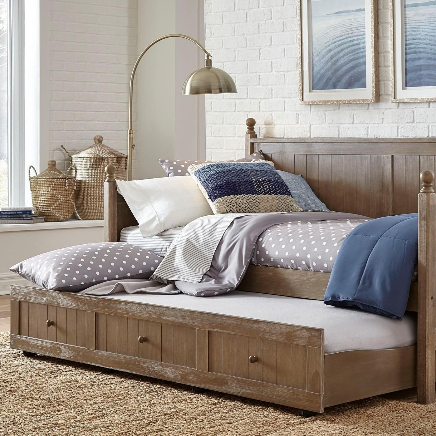 Daybeds Carston Trundle by Fashion Bed Group at SlumberWorld
