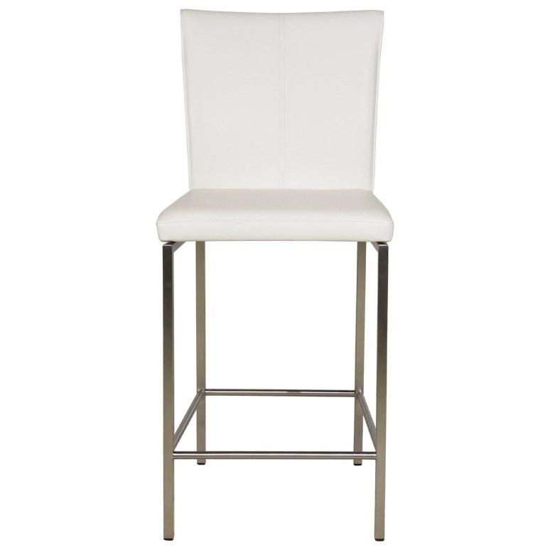 Metal Cheyenne Counter Stool at HomeWorld Furniture