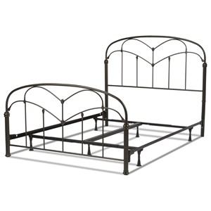 Full Pomona Bed w/ Frame