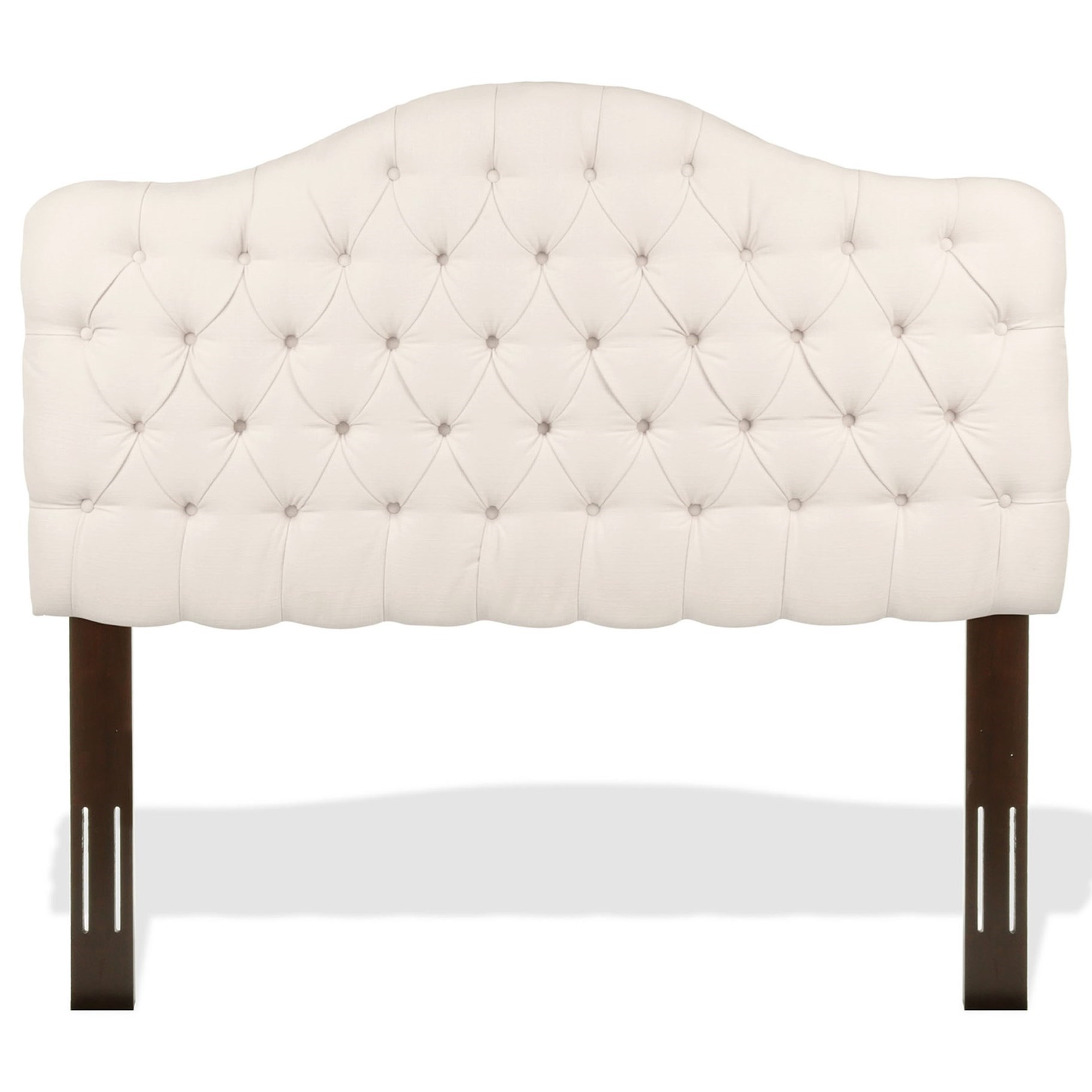Upholstered Martinique Twin Headboard by Fashion Bed Group at SlumberWorld