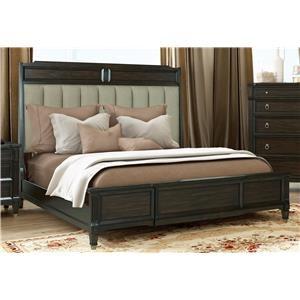 Mt Vernon Queen Bed