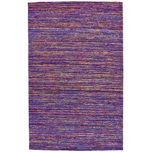 Purple 5' x 8' Area Rug